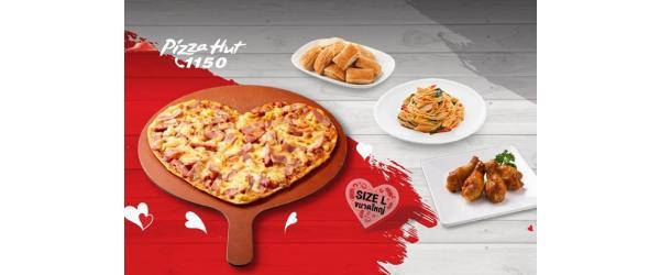 PIZZA HUT Special Valentine's Set เพียง 439 บาท